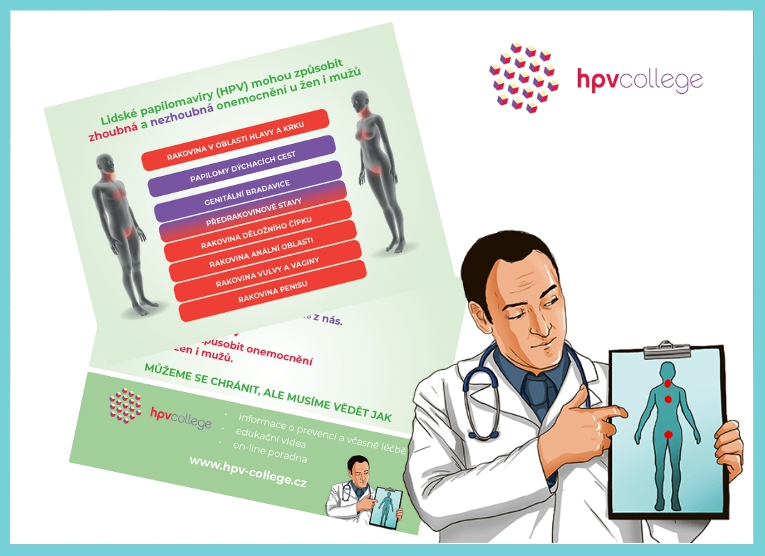HPV kartička